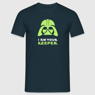 I am your Keeper 3 - Männer T-Shirt