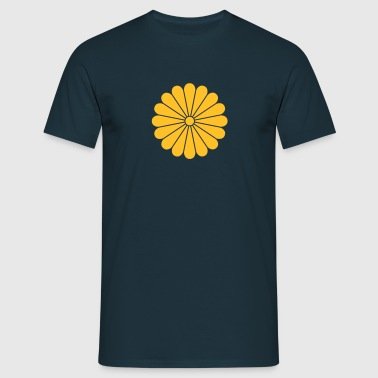 chrysanthemum - Men's T-Shirt