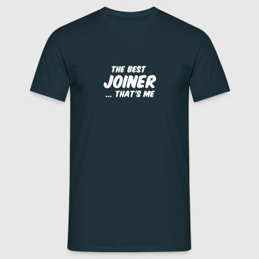 joiner - Men's T-Shirt
