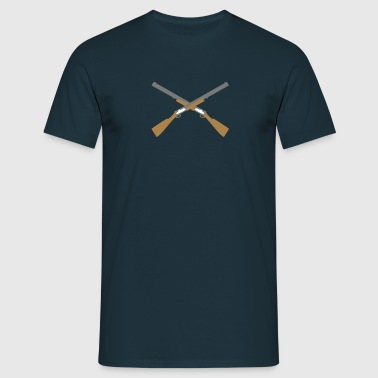 Shotguns - Men's T-Shirt