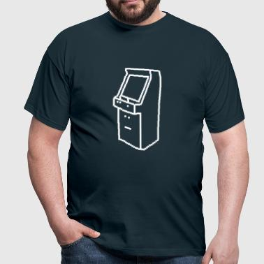 arcade gaming - Men's T-Shirt