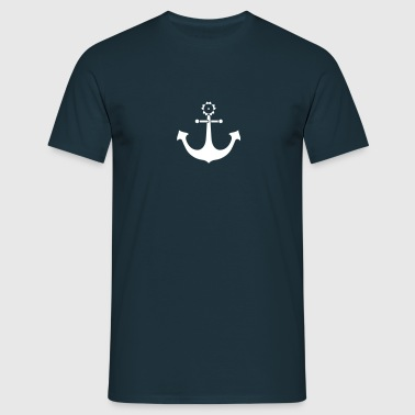 anchor - Men's T-Shirt