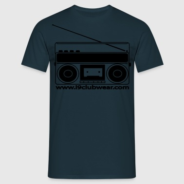 stereo_i9_promo - Men's T-Shirt