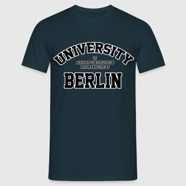 university berlin - Männer T-Shirt