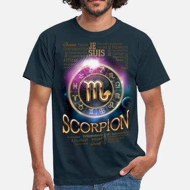 Horoscope SCORPION - T-shirt Homme