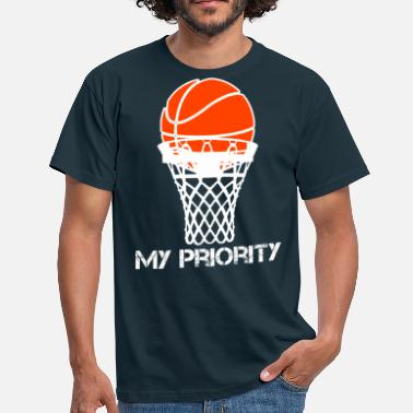 Dunking dunking - Men's T-Shirt
