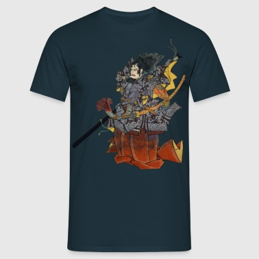 Samurai Warrior 1 - Mannen T-shirt