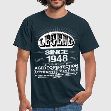 LEGEND SINCE 1948 - Men's T-Shirt