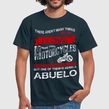 This Boyfriend Loves Motorcycles - Men's T-Shirt