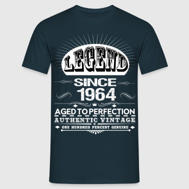 LEGEND SINCE 1964 - Men's T-Shirt
