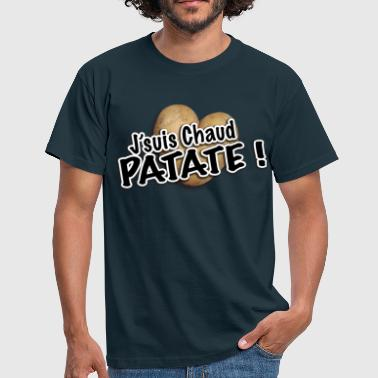 chaud patate - T-shirt Homme