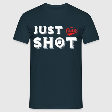shot - Men's T-Shirt