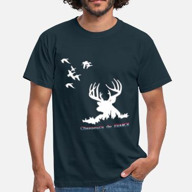 Chasse chasse - T-shirt Homme