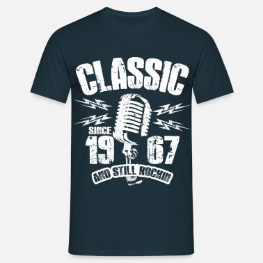 1967 1967 And Still Rockin - Männer T-Shirt
