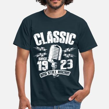 1923 1923 And Still Rockin - T-shirt Homme