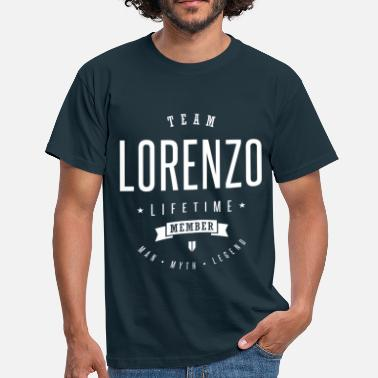 Lorenzo Team Lorenzo - Men's T-Shirt