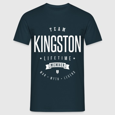 Team Kingston - Men's T-Shirt