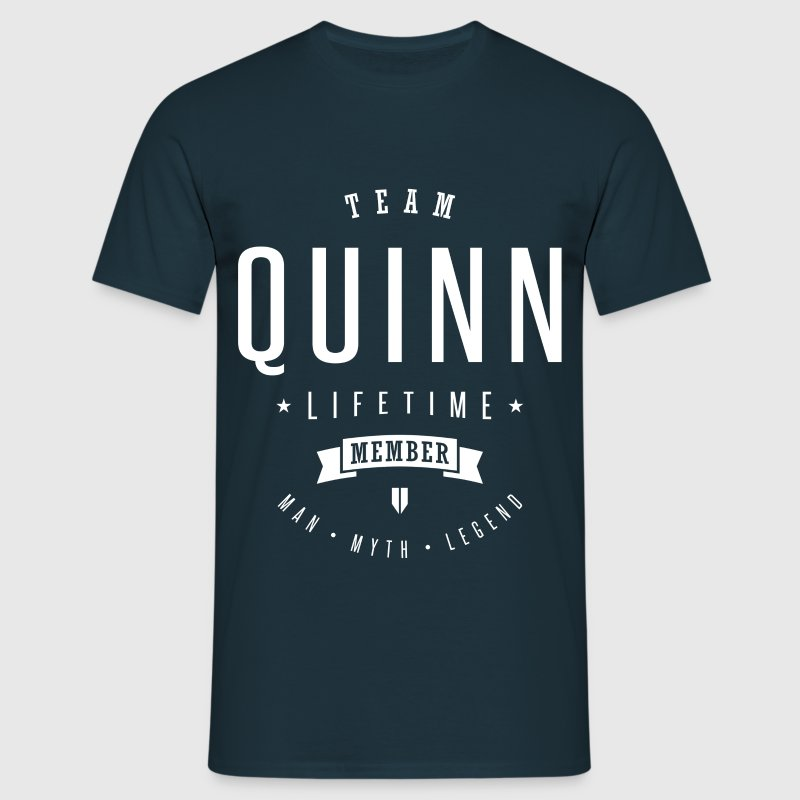 Team Quinn - Men's T-Shirt