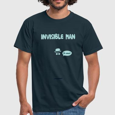 Invisible Man - Men's T-Shirt