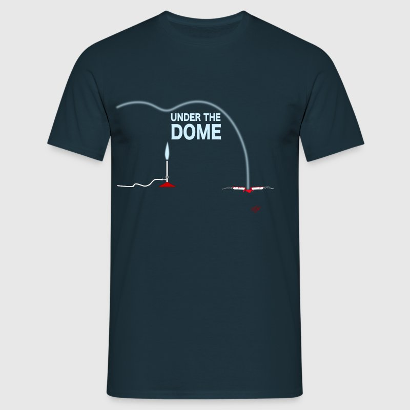 Under the dome - Männer T-Shirt