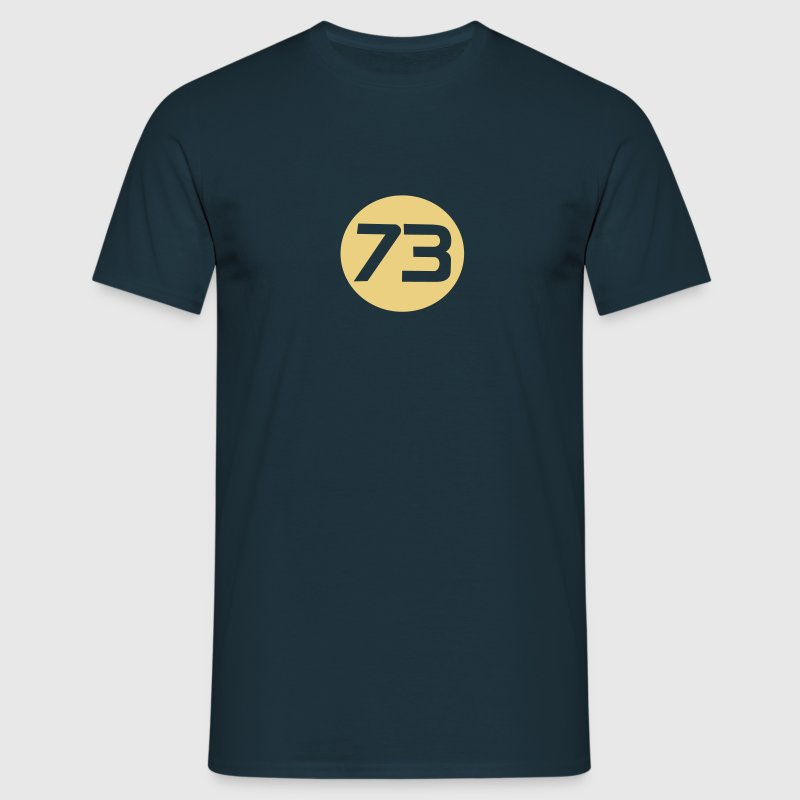 The perfect number - T-shirt Homme