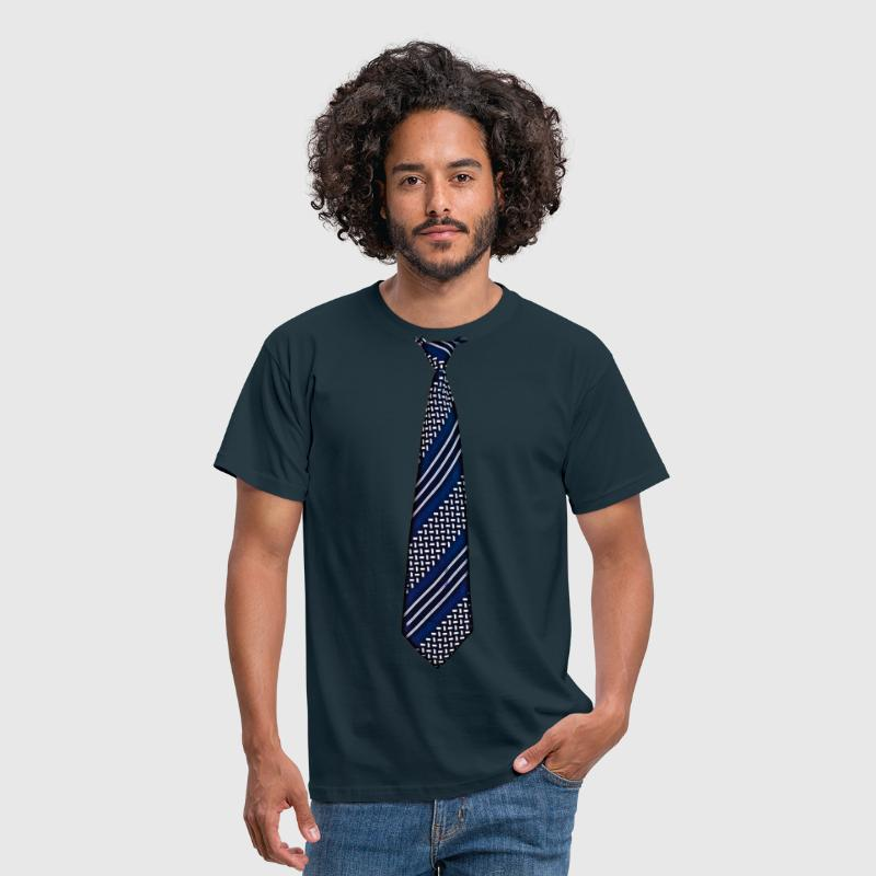 tie 5 - Men's T-Shirt