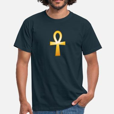 Ancient Egypt Ankh-Symbol - Men's T-Shirt