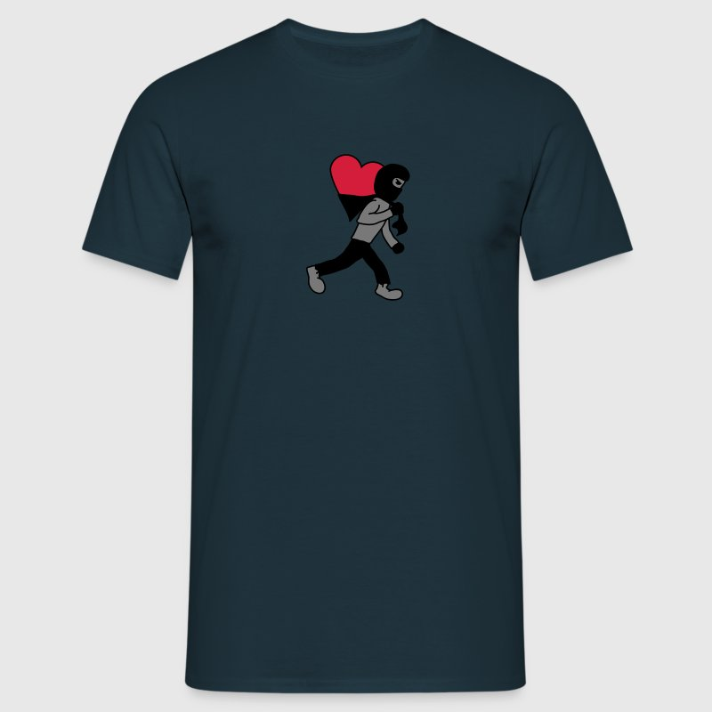 Stolen Heart - Men's T-Shirt