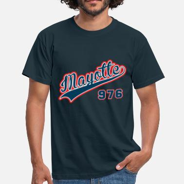 976 Tee Shirt France Mayotte 976 - T-shirt Homme