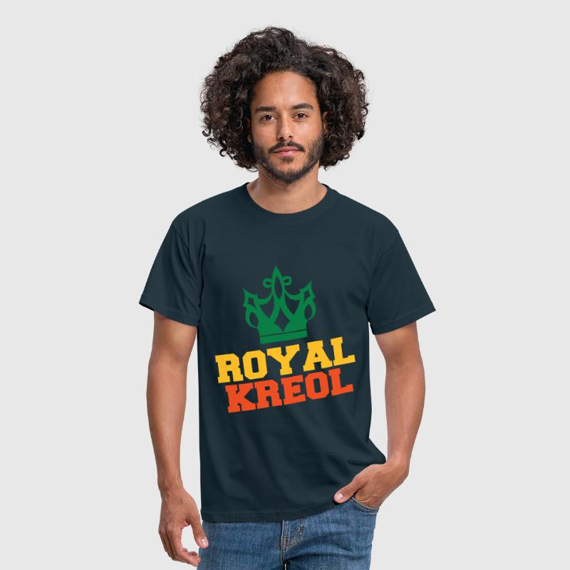 Guadeloupe Royal Kreol   - T-shirt Homme