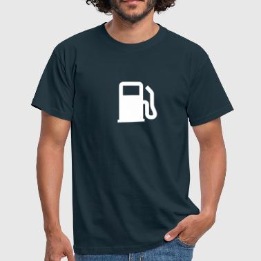Gas station - Herre-T-shirt