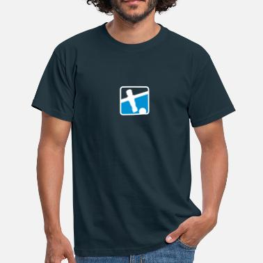 Table Soccer  soccer player - Kickershirt - Männer T-Shirt