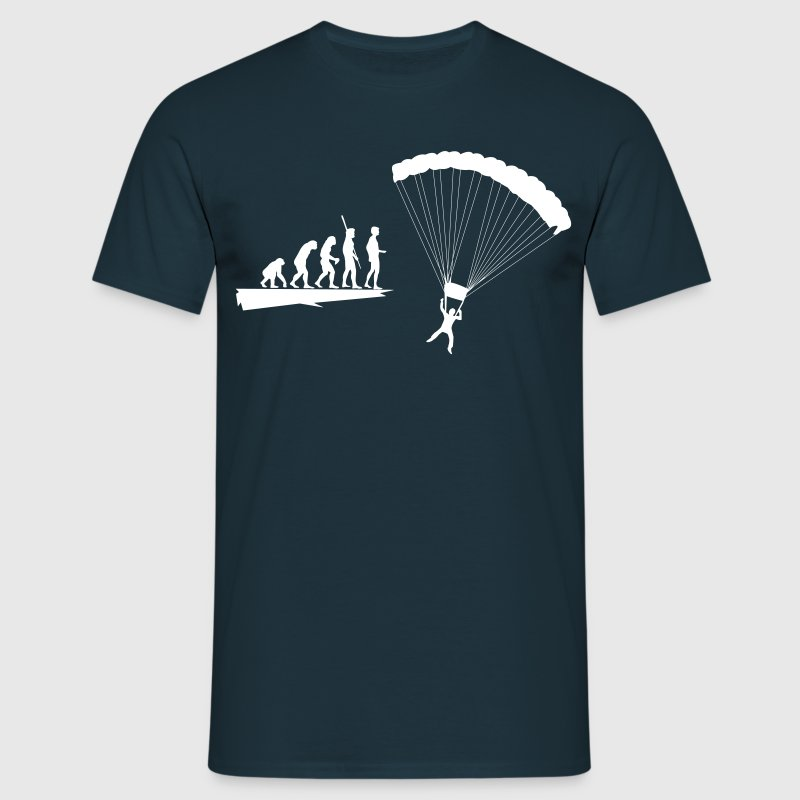 parachutiste Evolution  - T-shirt Homme