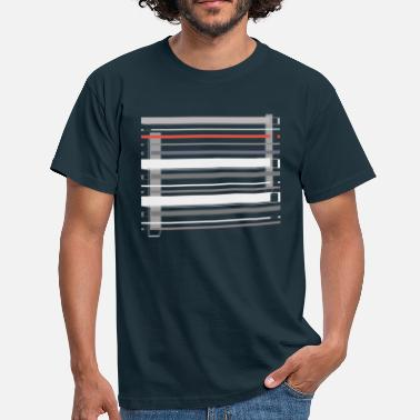 Stylish Stylish Abstract One - Männer T-Shirt