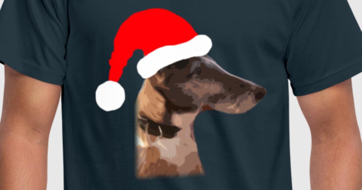 Weihnachtshund von rob1n | Spreadshirt
