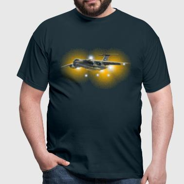 transport aircraft - Herre-T-shirt