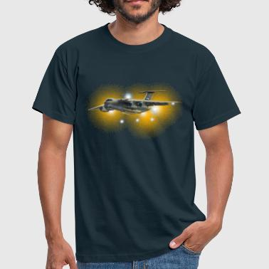 transport aircraft - Men's T-Shirt