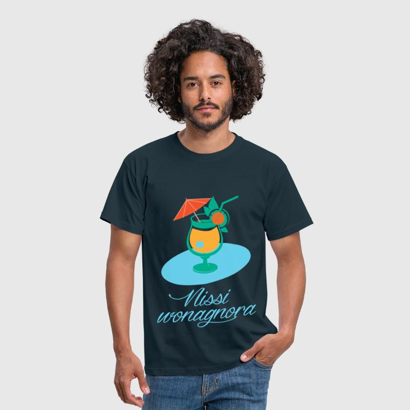 Mayotte Cocktail Missi Wonagnora - T-shirt Homme