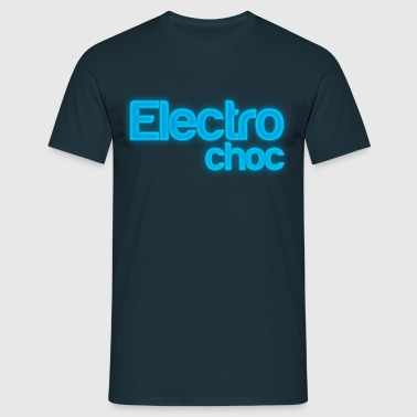 electro choc - T-shirt Homme