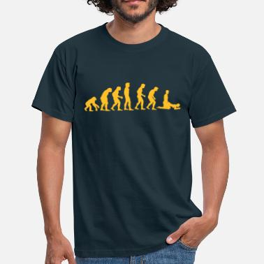Darwin Evolution Theory sexy_evolution - Men's T-Shirt