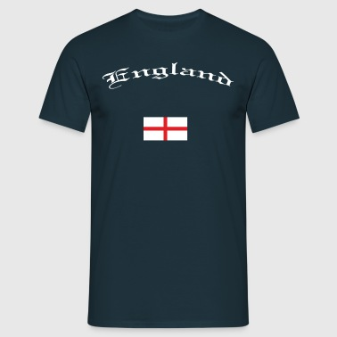 England flag - Men's T-Shirt