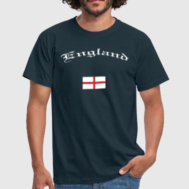 England England flag - Men's T-Shirt