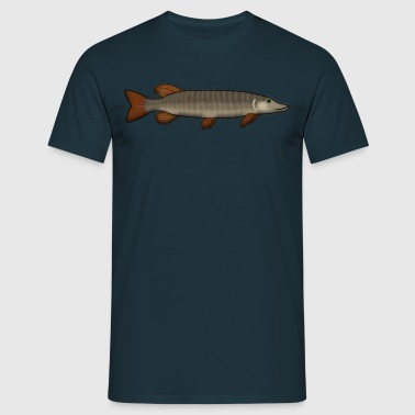pike - Herre-T-shirt