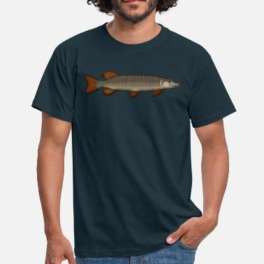 Pike pike - Men's T-Shirt
