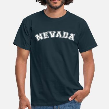 Carson Nevada - Men's T-Shirt
