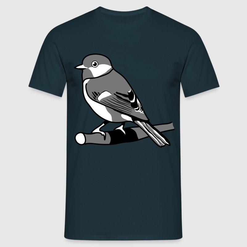 Sparrow bird animal nature design - Men's T-Shirt