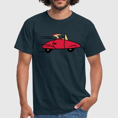 Car sports cars fast cars - Men's T-Shirt