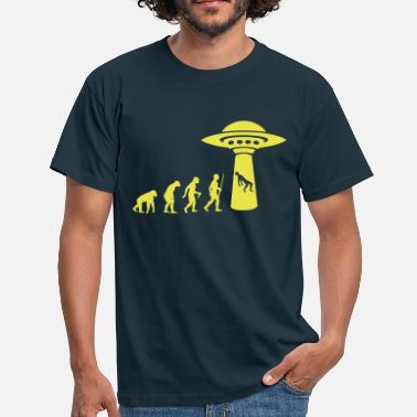 Alien Evolution Alien Evolution - Männer T-Shirt