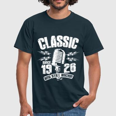 1926 And Still Rockin - Männer T-Shirt