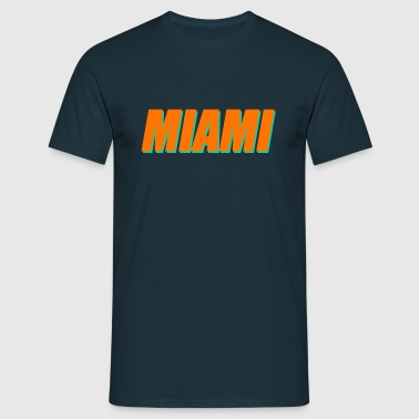 Miami Dolphins Football  - T-shirt Homme